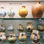Painted ceramic vases and clay jars, between mid-16th century and beginning of the 17th century, Rome‬, Museo Nazionale Romano - Crypta Balbi