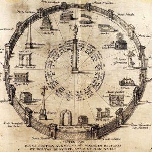 Ancient Rome, 1602, Warburg Institute