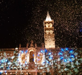 The Miracle of the Snow at Santa Maria Maggiore.