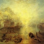 Joseph Mallord William Turner, Ancient Italy – Ovid Banished from Rome