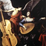 Carlo Saraceni (attr.), Saint Cecilia and the Angel