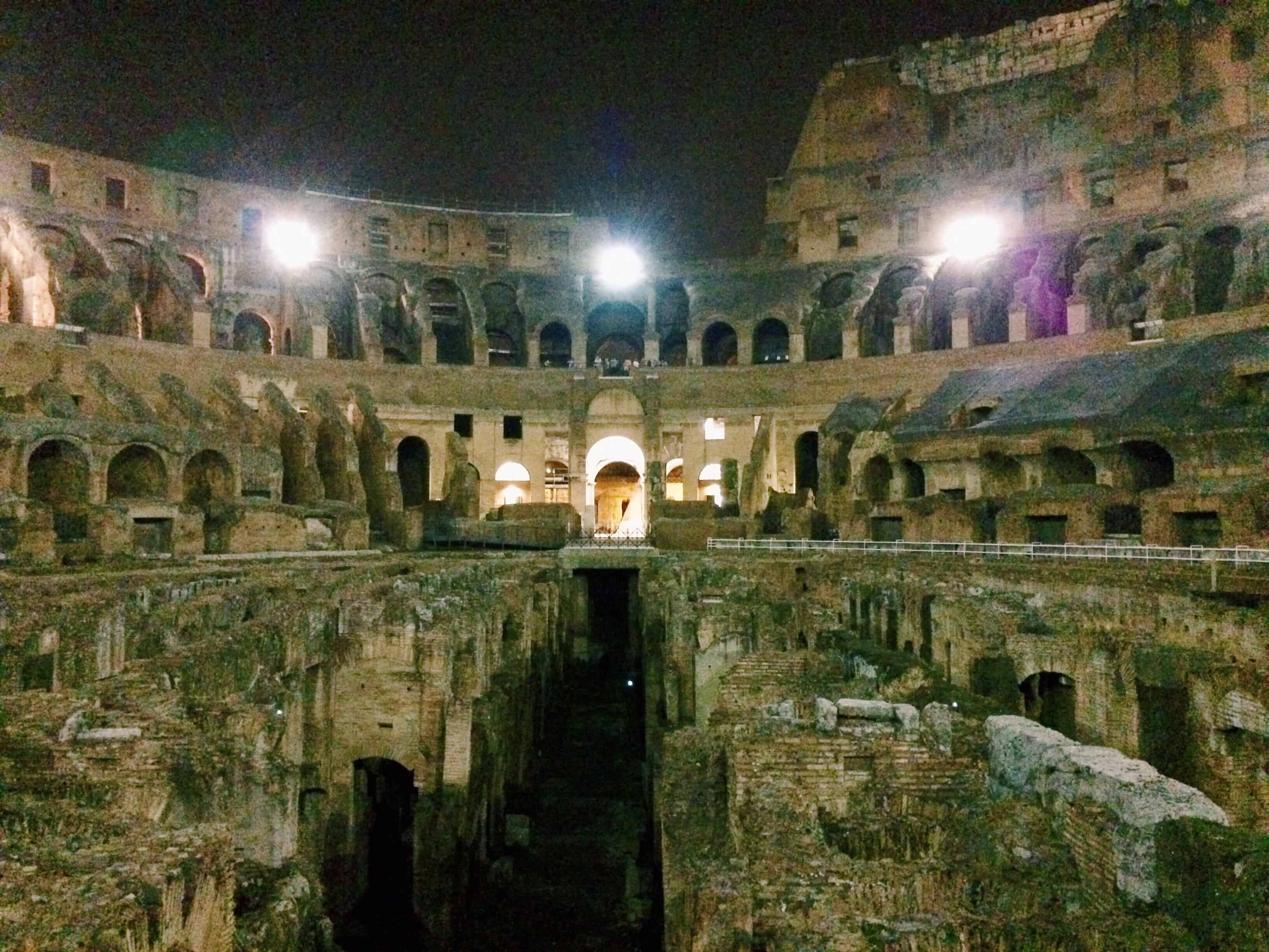 the colloosseum essay This essay will attempt to assess what similarities and differences exist, if any, between the colosseum and modern football stadia  the colloosseum.