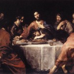 Valentin de Boulogne, Last Supper