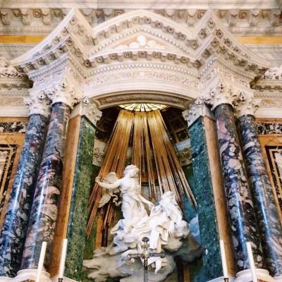 Gian Lorenzo Bernini, Transverberation of Saint Teresa