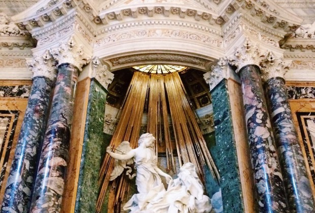 Gian Lorenzo Bernini, Transverberation of Saint Teresa