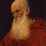 Tiziano Vecellio, Portrait of Pietro Cardinal Bembo