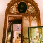 """Antechamber of the Brancaccio princes' alcove room, Museo Nazionale d'Arte Orientale """"Giuseppe Tucci"""", Rome"""