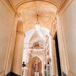 Entrance vestibule, Palazzo Doria Pamphilj, Rome
