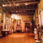 Sala dei Primitivi, Palazzo Doria Pamphilj, Rome