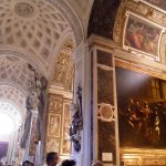 Rome, chiesa di San Luigi dei Francesi, Contarelli chapel