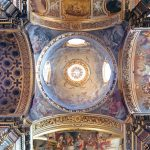 Ceiling of the chiesa di Santa Maria Maddalena, Rome