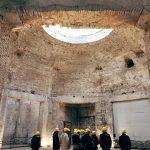 Octagonal room, 1st century AD, Domus Aurea, Rome