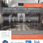 An international colloquium on writing a monumental history in Ancient Rome