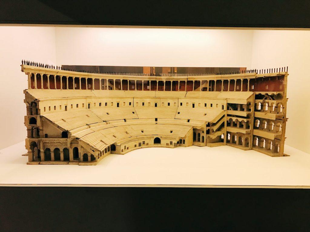The Colosseum by Carlo Lucangeli