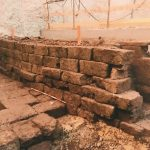 Underground aqueduct dating back to the Republican period and discovered at the end of 2016 on the occasion of the archaeological investigations lasted two years, carried out at piazza Celimontana on the Caelian hill for the subway line
