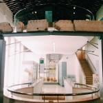 Second floor of the Crypta Balbi museum, Rome, Museo Nazionale Romano - Crypta Balbi