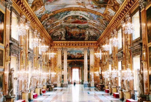 Grande Galleria, Palazzo Colonna, Rome