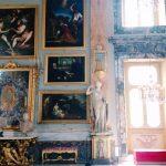Wall of the Grande Galleria, Palazzo Colonna, Rome