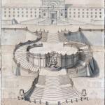 Alessandro Specchi (attr.), Project for the Scalinata di piazza di Spagna