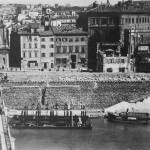 Ponte di Ripetta and the construction of the Tiber embankments