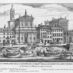 Giovanni Battista Falda, Chiesa di San Girolamo della natione de' Schiav.ni nella regione di Campo Marzio a Ripetta