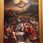 Jacopo Zucchi, Miracle of the Snow