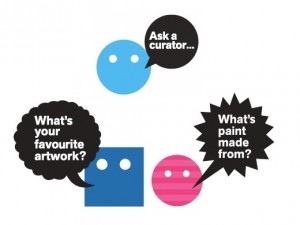 Ask A Curator Day
