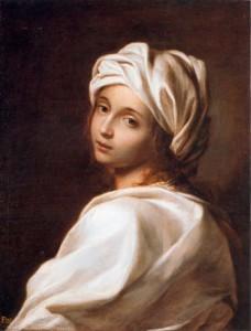 Guido Reni (attr.), Portrait of Beatrice Cenci (?), ca. 1662, oil on canvas (64,5 x 49) cm, Roma, Palazzo Barberini, inv. 1944 (F.N. 33289).