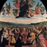Cola dell'Amatrice, Death and Assumption of Mary
