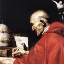 Jusepe Ribera, San Gregorio Magno