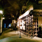 The permanent exhibition section at the second level of the Colosseum.