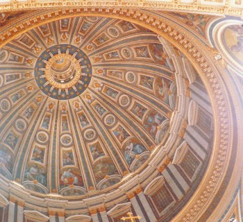 Dome of the Basilica di San Pietro in Vaticano