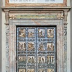 Holy Door at San Pietro