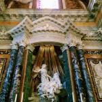 Gian Lorenzo Bernini and assistants, Transverberation of Saint Teresa, 1647-1652