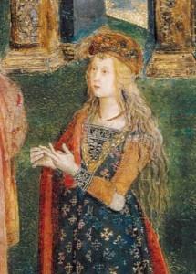 Bernardino di Betto, called il Pinturicchio, Saint Caterina
