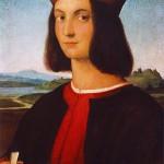 Raffaello Sanzio, Portrait of Pietro Bembo