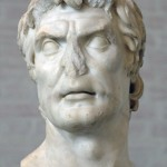 """So-called """"Sulla"""", free copy after a portrait of an important Roman from the 2nd century BC, Munich, Glyptothek"""