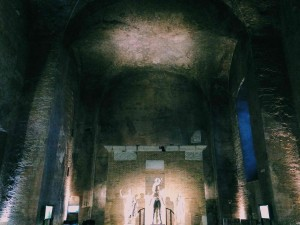 Aula X of the Baths of Diocletian, Museo Nazionale Romano alle Terme di Diocleziano, Rome