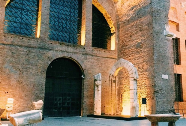 Aula VIII of the Baths of Diocletian