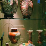 "Polychrome porcelains from East Asia, Museo Nazionale d'Arte Orientale ""Giuseppe Tucci"", Rome"