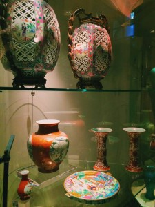 Polychrome porcelains from East Asia, Museo Nazionale d'Arte Orientale