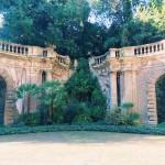 """Ninfeo at the garden of Palazzo Brancaccio, Museo Nazionale d'Arte Orientale """"Giuseppe Tucci"""", Rome"""