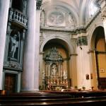 The Nave of chiesa di San Giuseppe, Milan