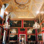 Salone del Poussin, Palazzo Doria Pamphilj, Rome