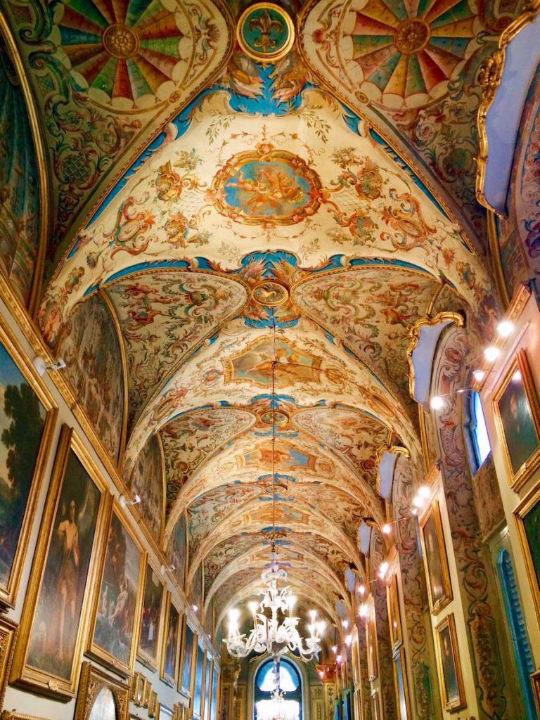 Galleria Aldobrandini, 1st wing, Palazzo Doria Pamphilj, Rome