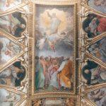 Vault of chiesa di Santa Maria ai Monti, Rome
