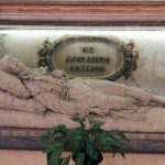 • Sepulchral monument of Saint Benedetto Giuseppe Labre (Amettes 1748 - Rome 1783)