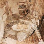 Sala di Achille a Sciro (119), 1st century AD, Domus Aurea, Rome
