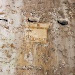 Detail of a decoration on a wall, Grande Criptoportico (92), 1st century AD, Domus Aurea, Rome
