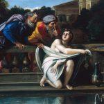 Susanna and the Elders, ca. 1600-1605, Rome, Galleria Doria Pamphilj